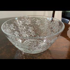Princess House salad bowl